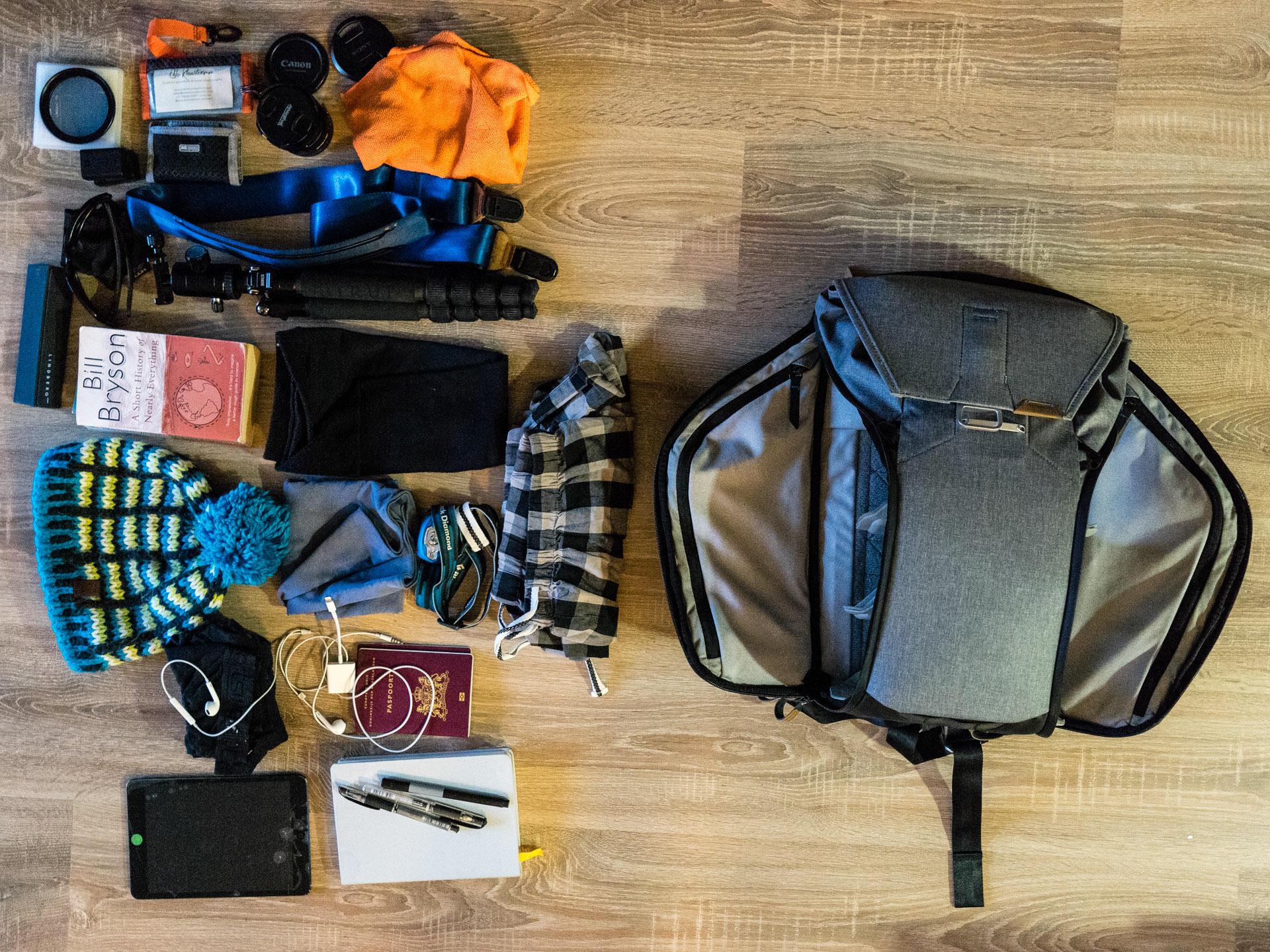 Peak Design Travel Backpack Review  d802e016bce32